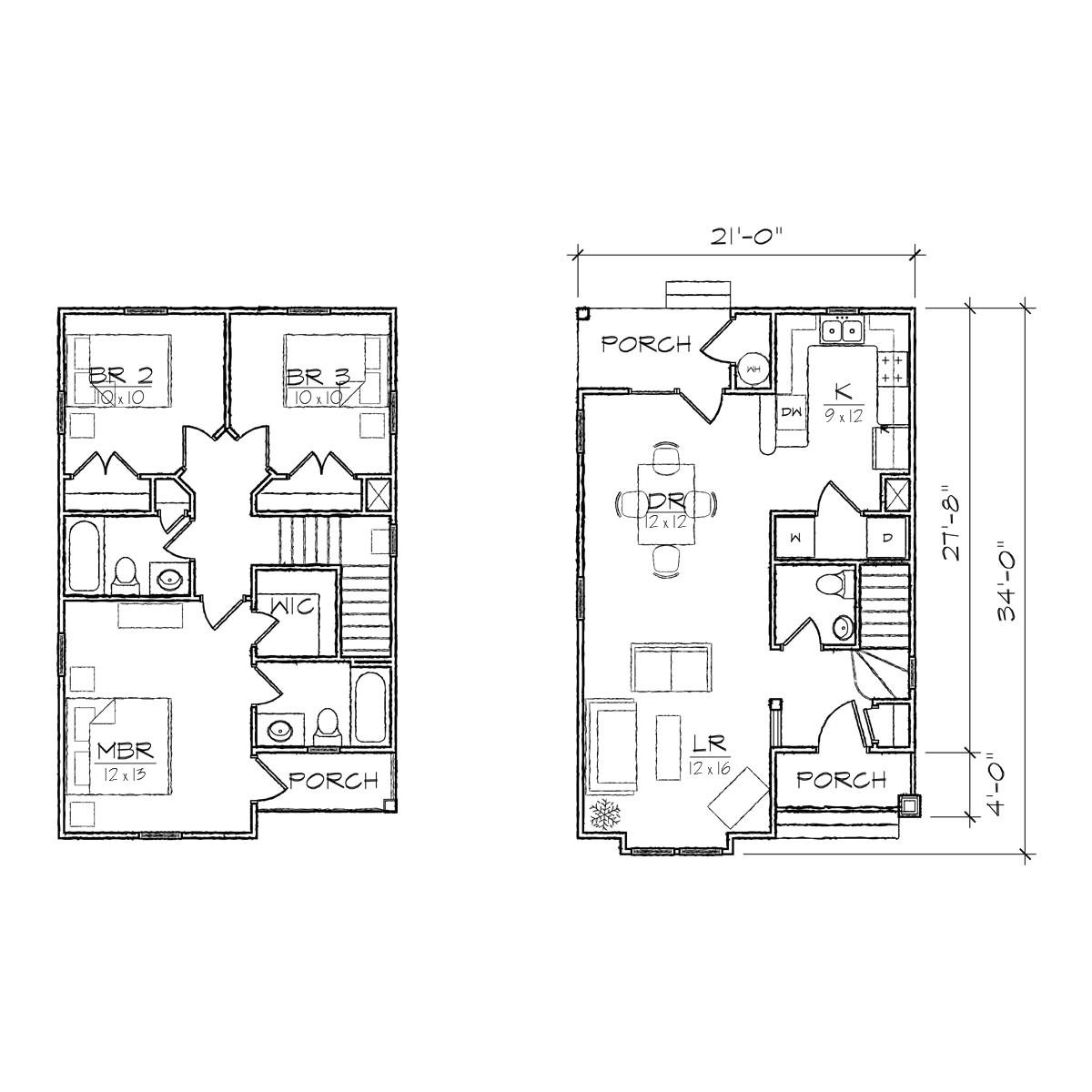 small lot house plans narrow lot