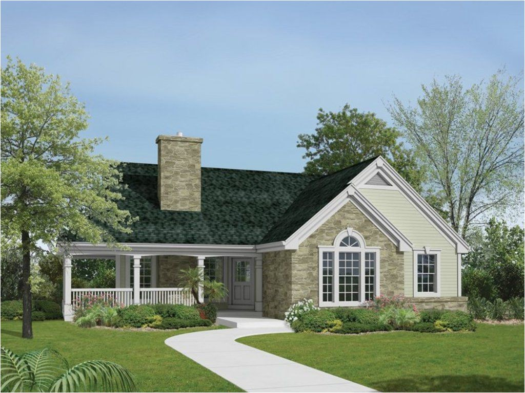 small house plans under 1000 sq ft with attached garage