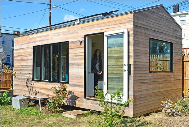 tiny house builders washington state
