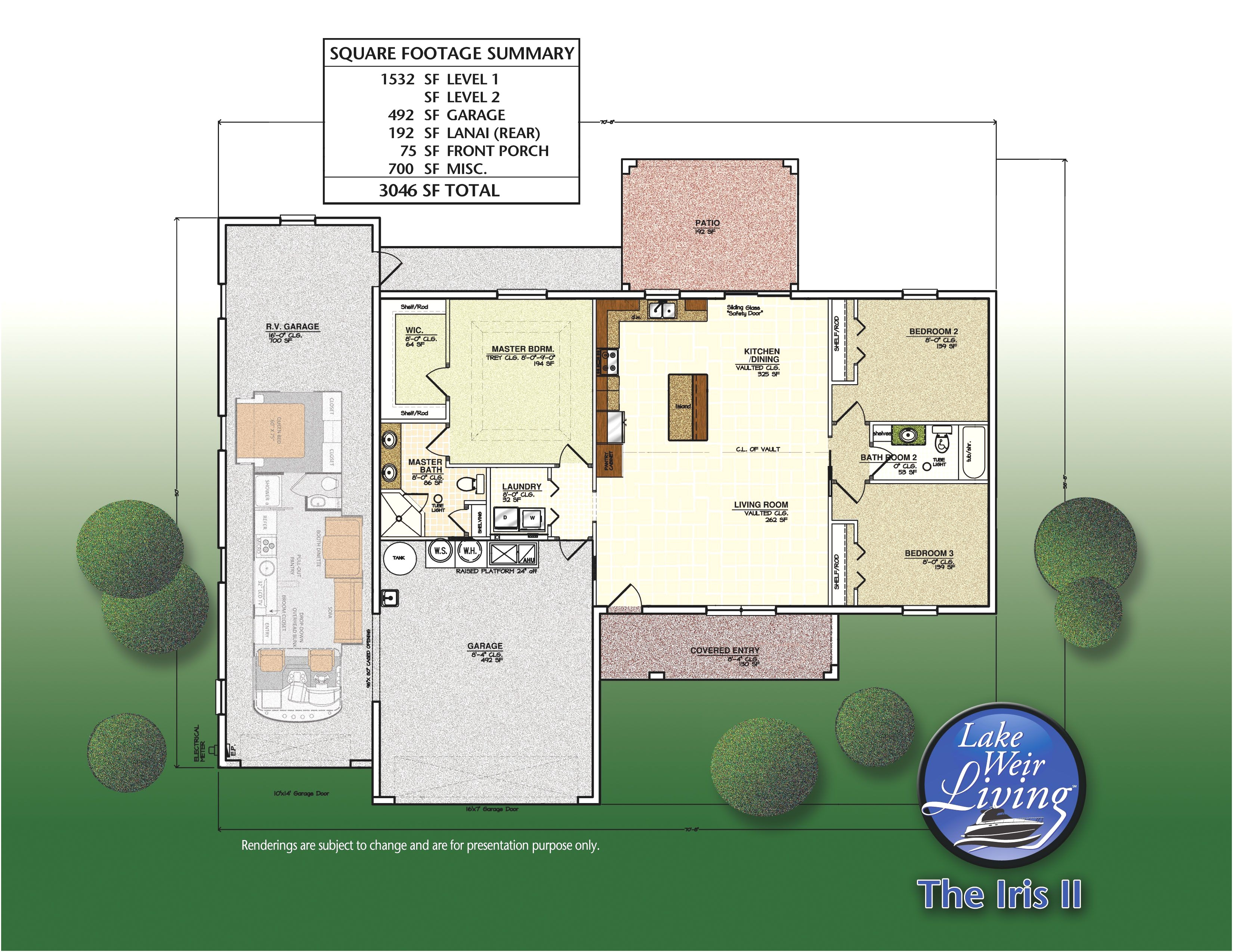 Small House Plans with Rv Storage Small House Plans with Rv Garage K Systems