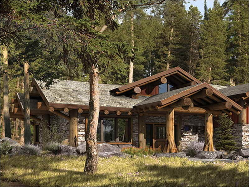 small rustic home plans