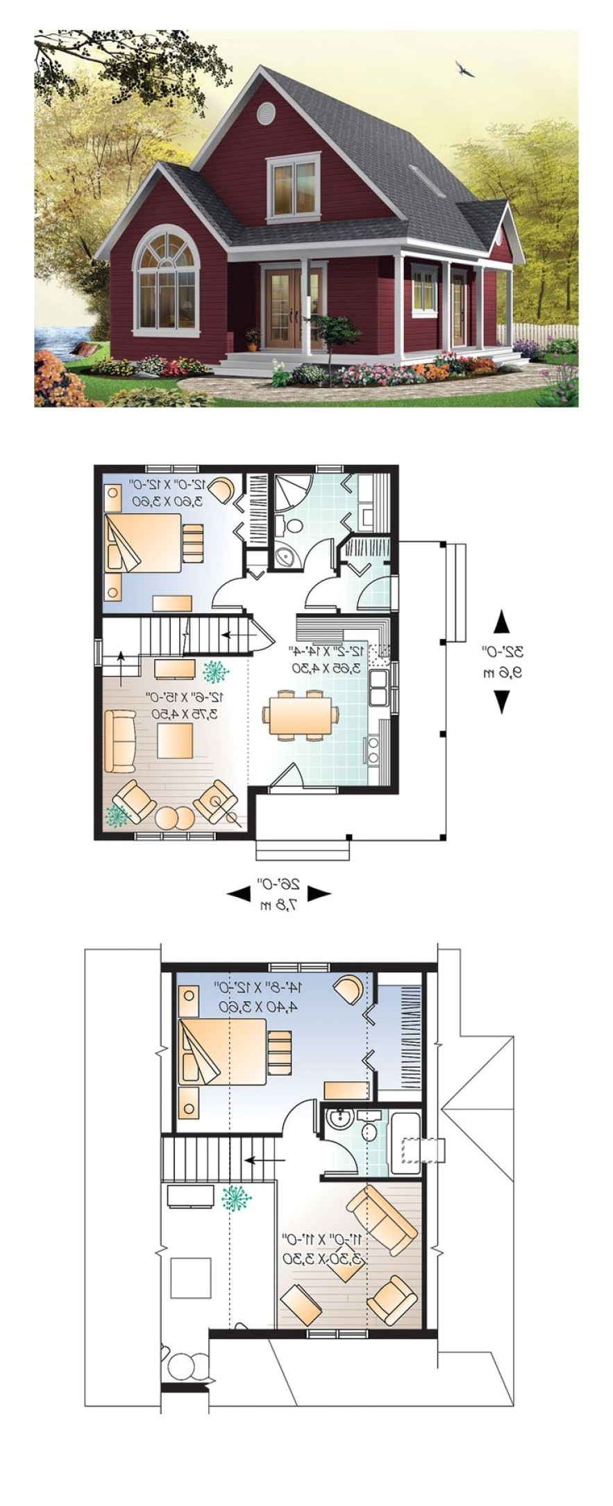beautiful smaller smarter home plans 0 small mesmerizing