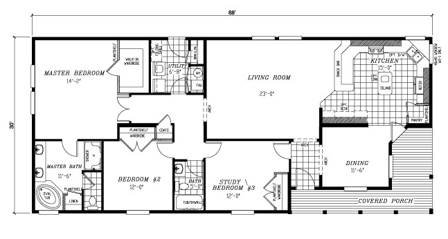 solitaire homes floor plans