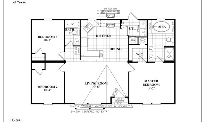 6 cool southern energy homes floor plans