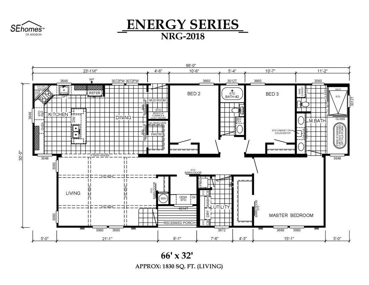 floor plans for southern energy homes