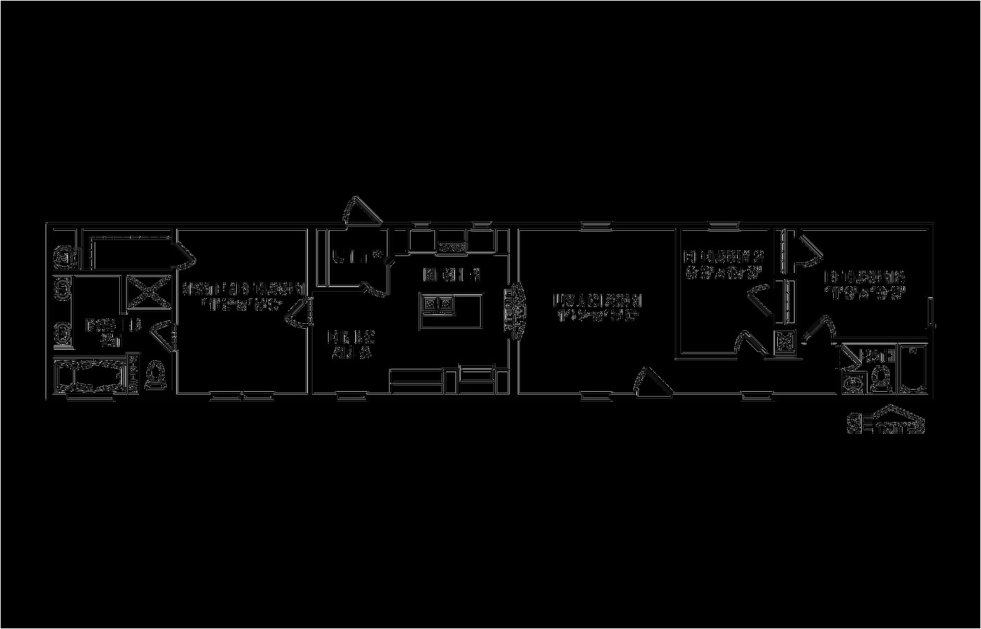 southern energy mobile home floor plans