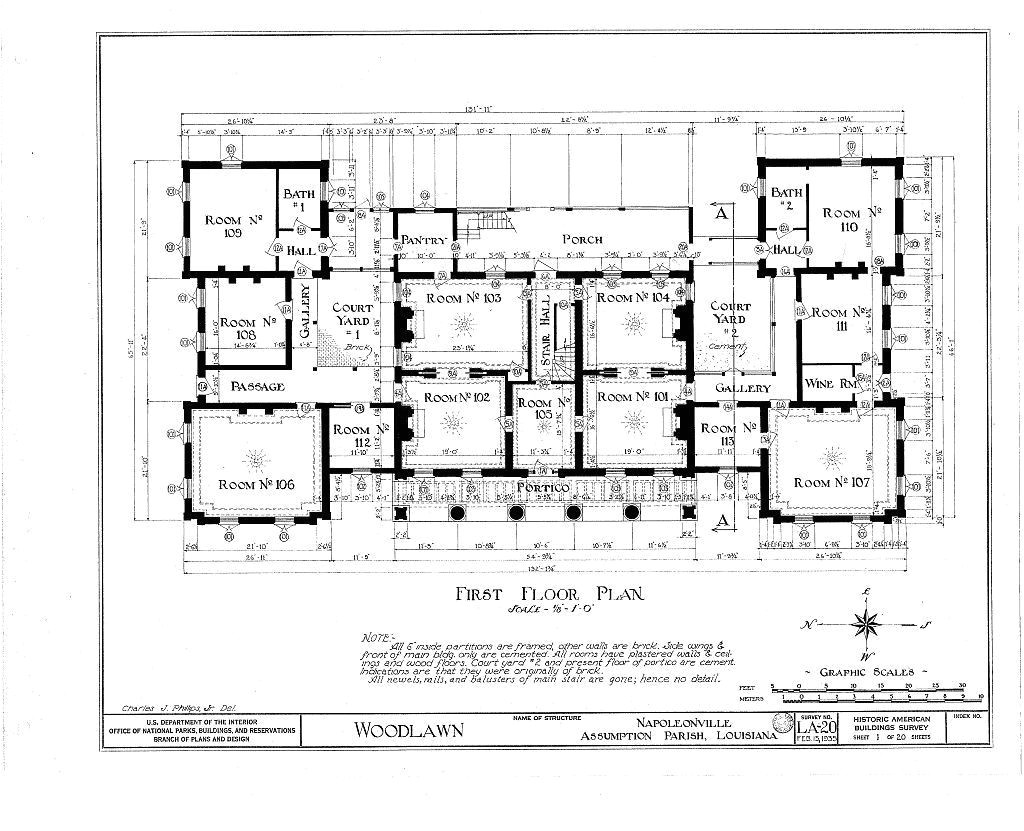 house plans for old southern homes