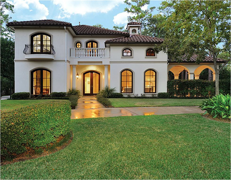 ranch small spanish style house plans