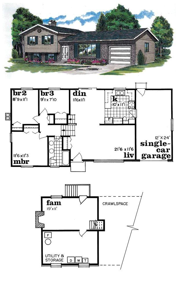 Split Floor Plan Home Split Level Floor Plans Houses Flooring Picture Ideas