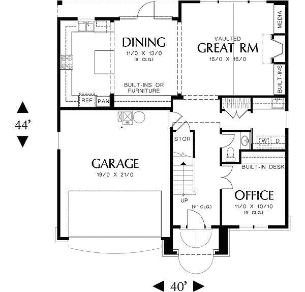starter home floor plans