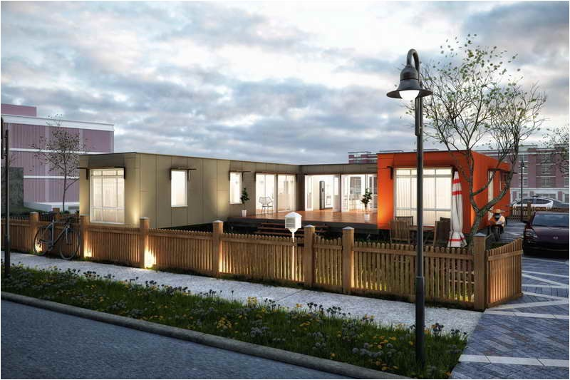steel shipping containers home design