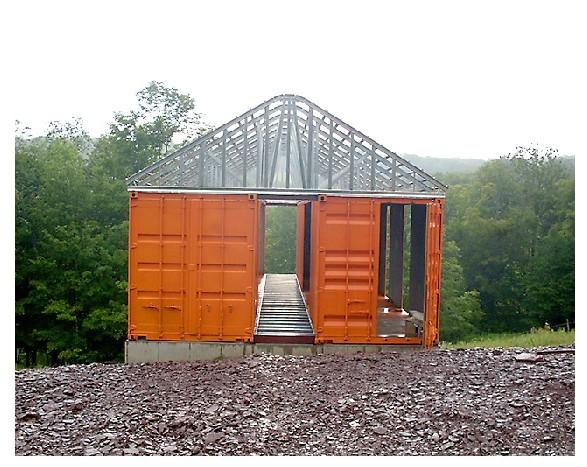 tim steel structures livingston manor
