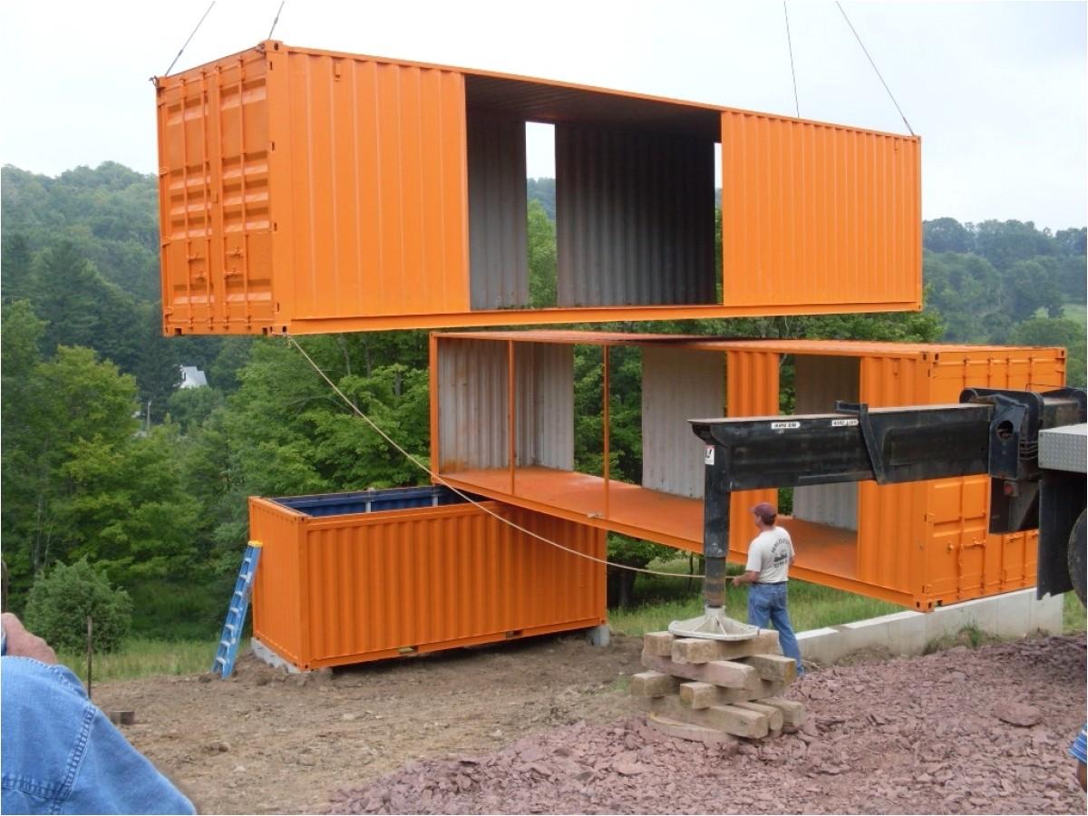 steel cargo container