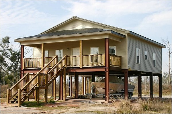 must see this steel frame prefab house withstood hurricane ike pictures