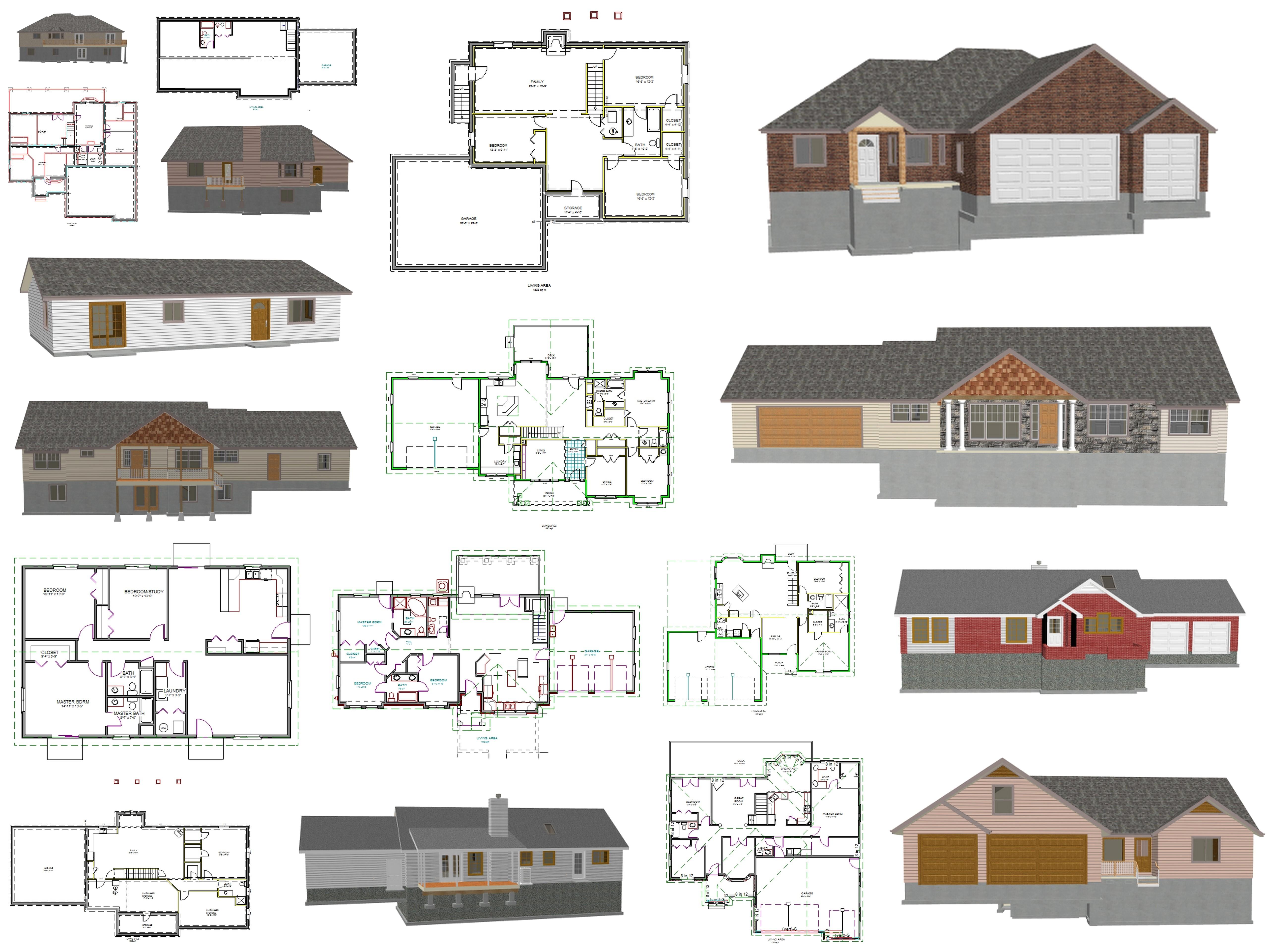 minecraft house floor plans