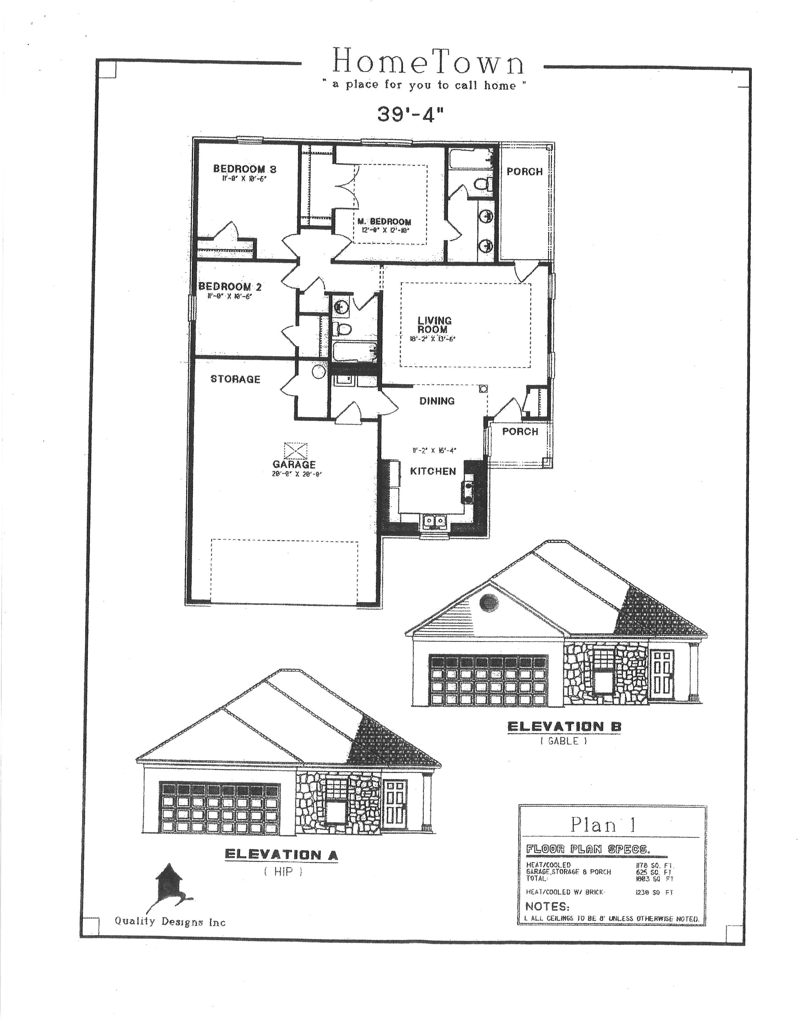 subdivision house plans