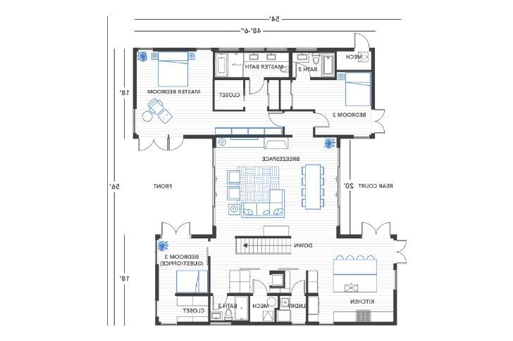 sunset small house plans