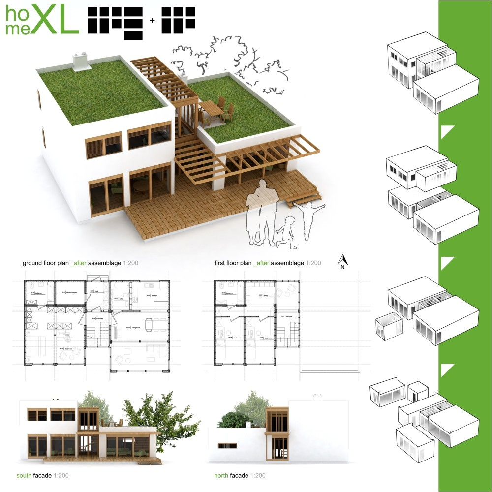 sustainable home design plans