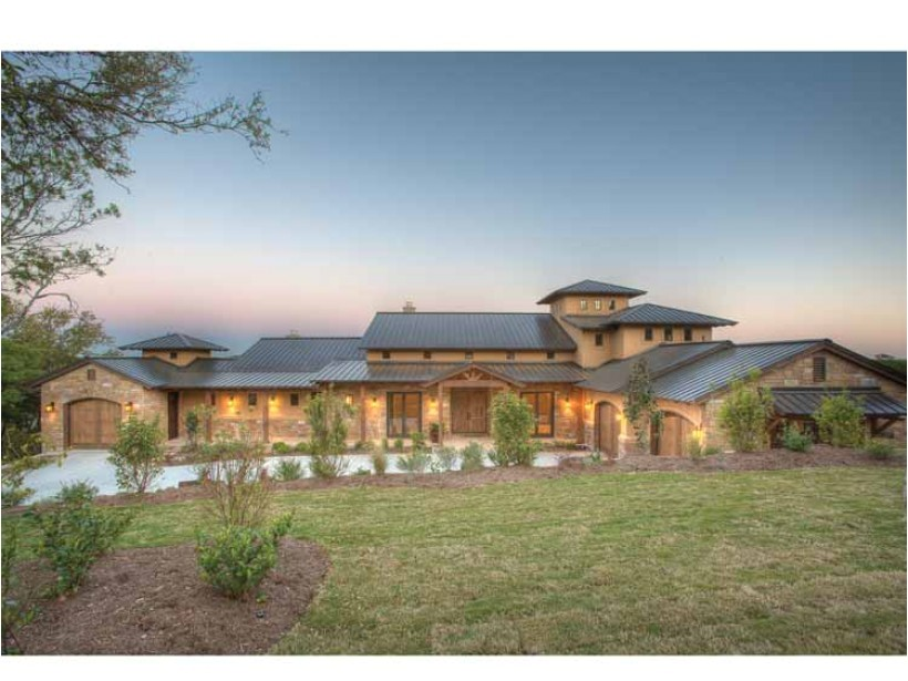 exotic texas style ranch house plans