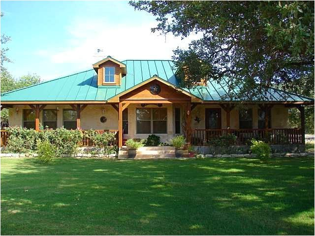texas ranch house designs