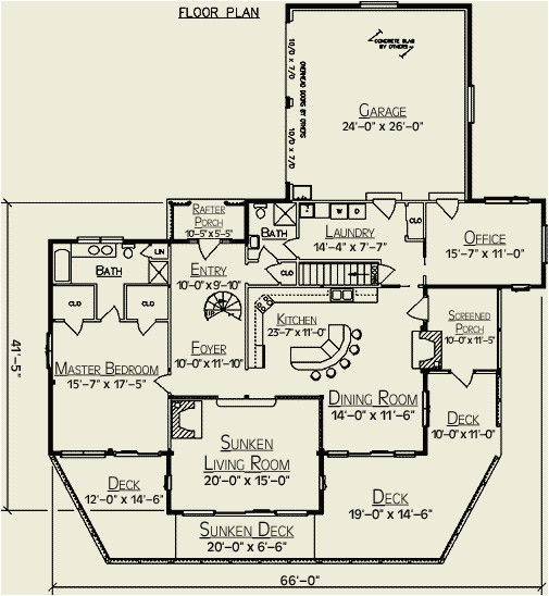 the waltons house plans