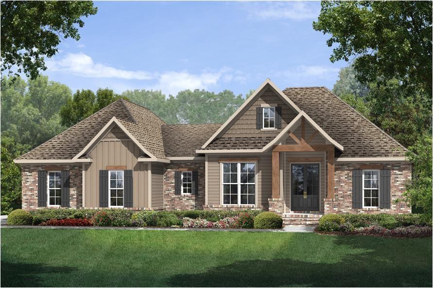 home plan 26587