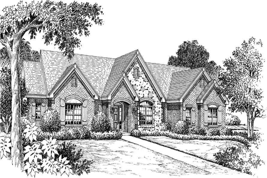 home plan 27317