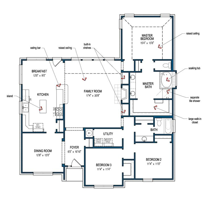 superb tilson home plans 3 tilson homes floor plans