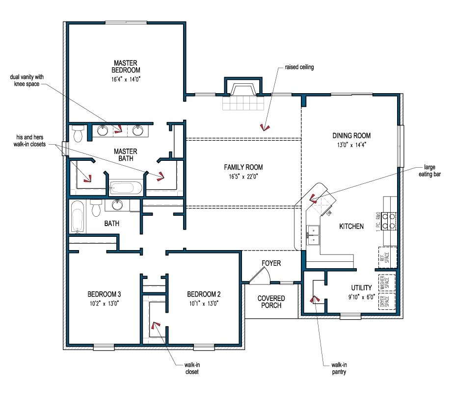 tilson homes floor plans prices elegant floor plan of the carlton iii informal by tilson homes