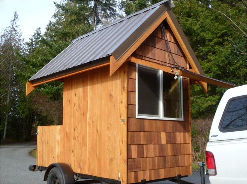Tiny Home On Trailer Plans Tiny House Trailer Plans who Insists On Living Comfort and