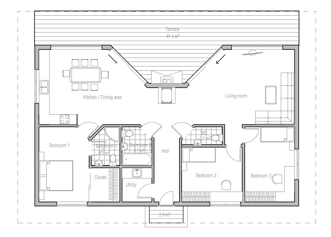small home plans cost to build