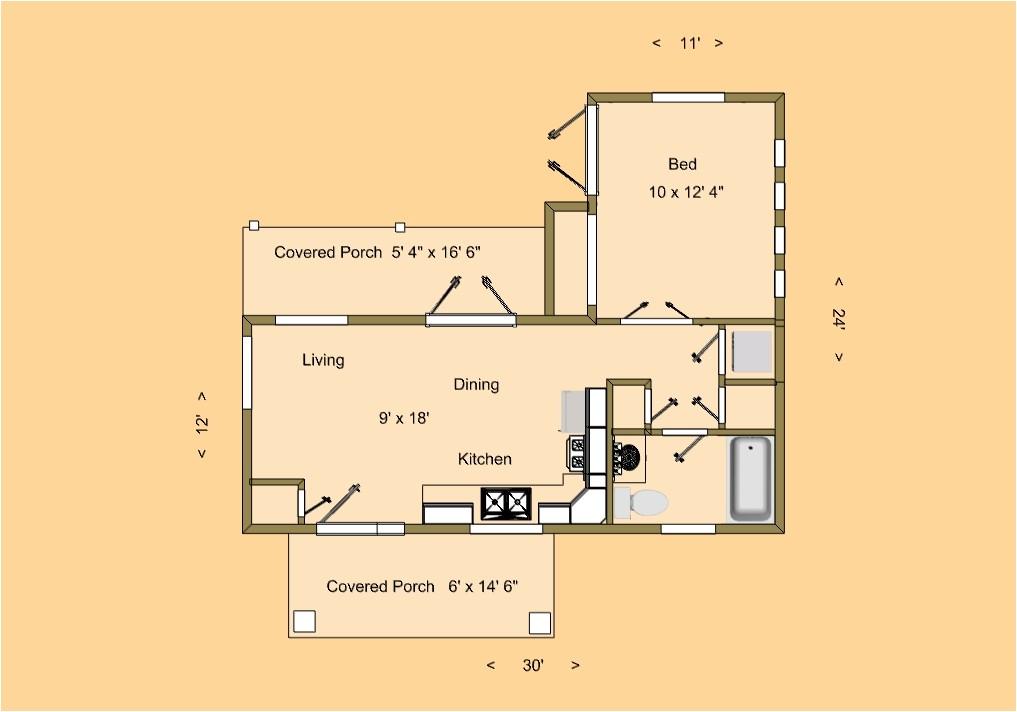 idea small house floor plans 1000 sq ft