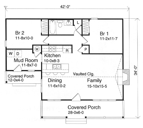 tiny home plans under 1000 sq ft