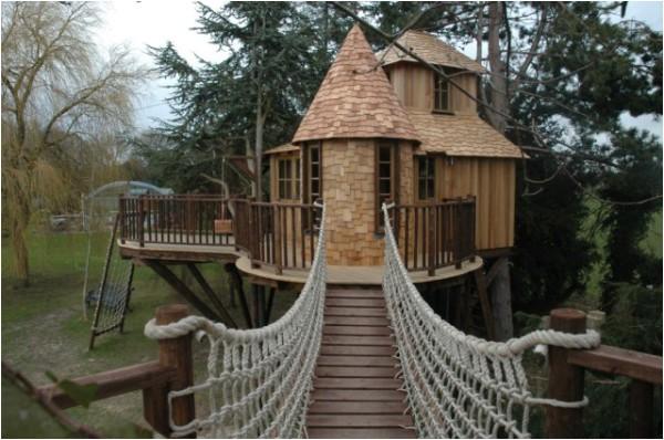 amazing treehouses