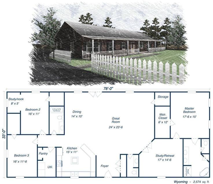 Tri Steel Homes Floor Plans Tri Steel Homes Lovely Simple Practical E Story Metal
