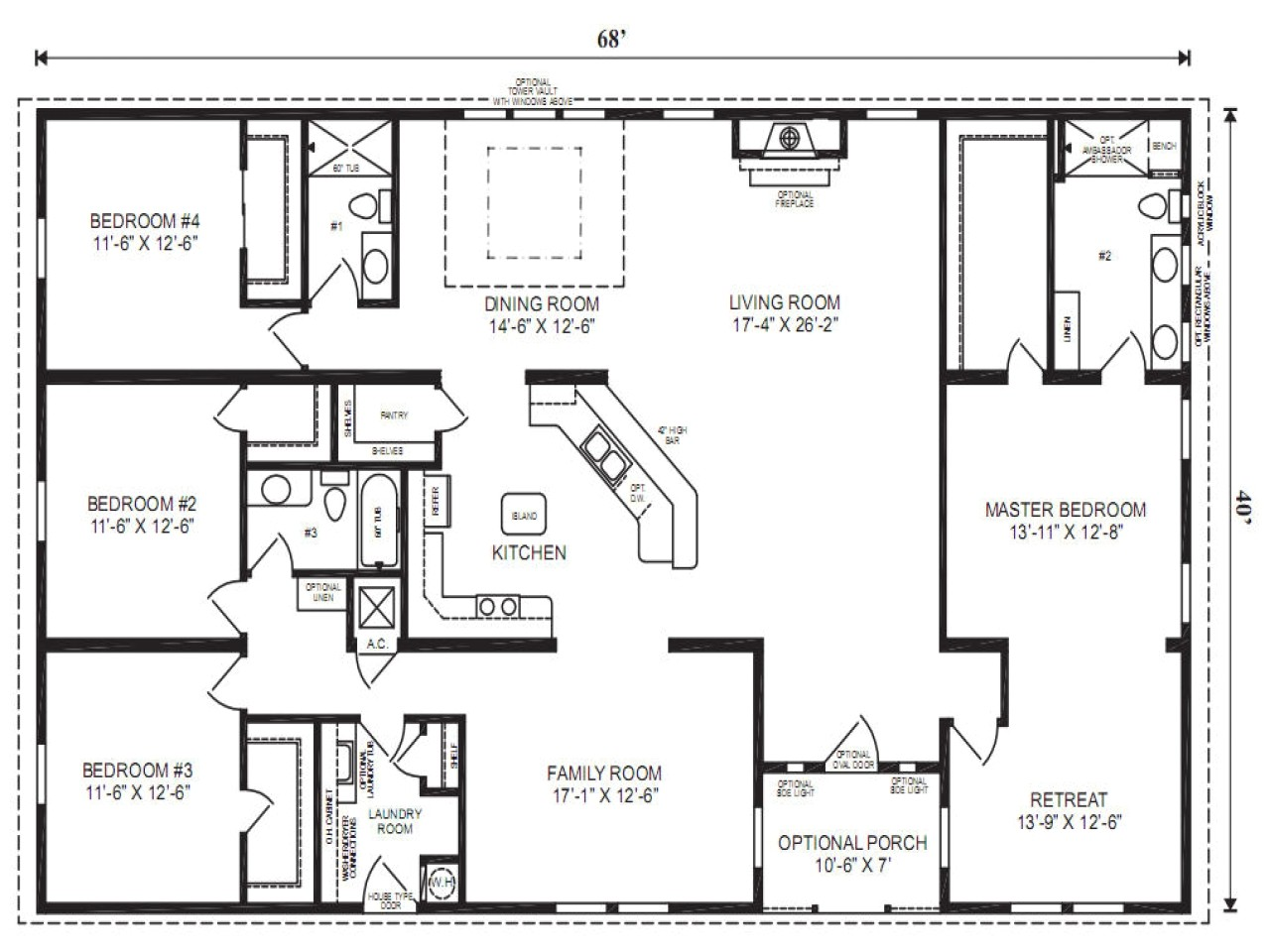 0e6094ac81f6aeba mobile modular home floor plans triple wide mobile homes