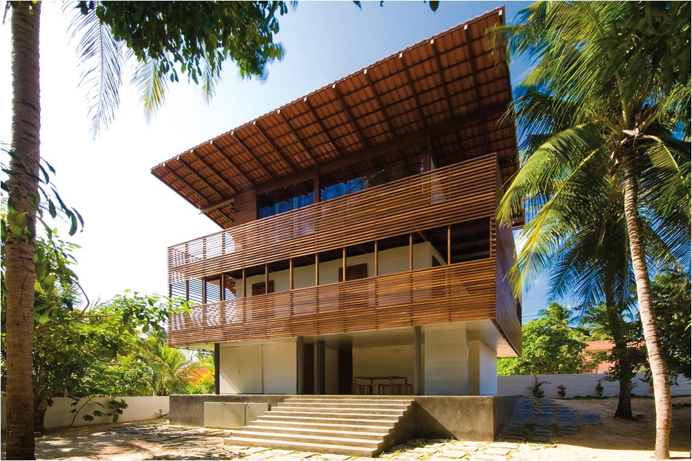 tropical house camarim architects