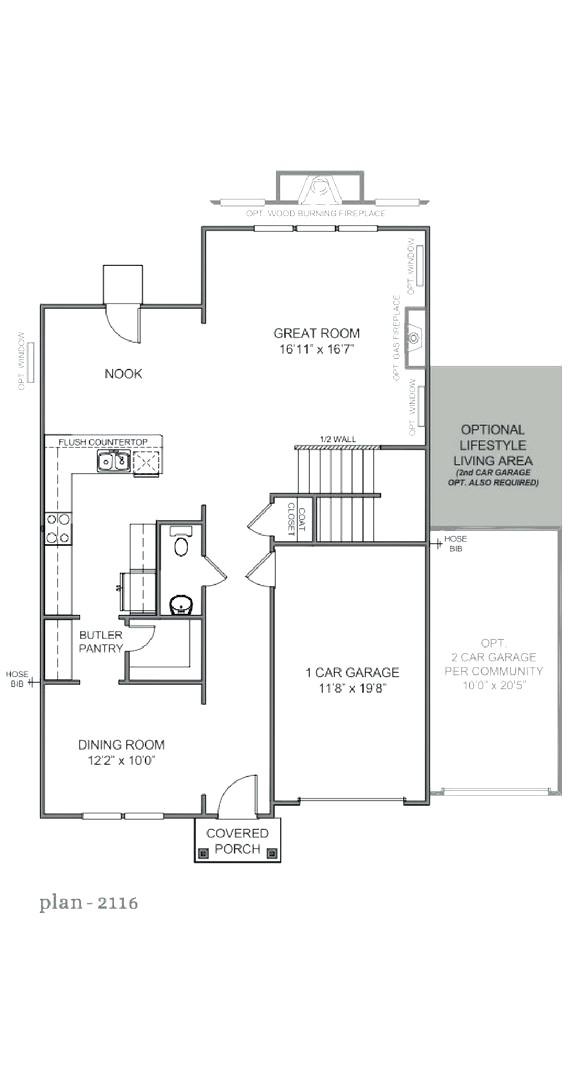 True Homes Jasper Floor Plan