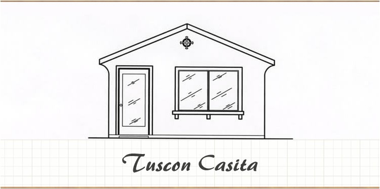 tuscan casita 280 sq ft studio