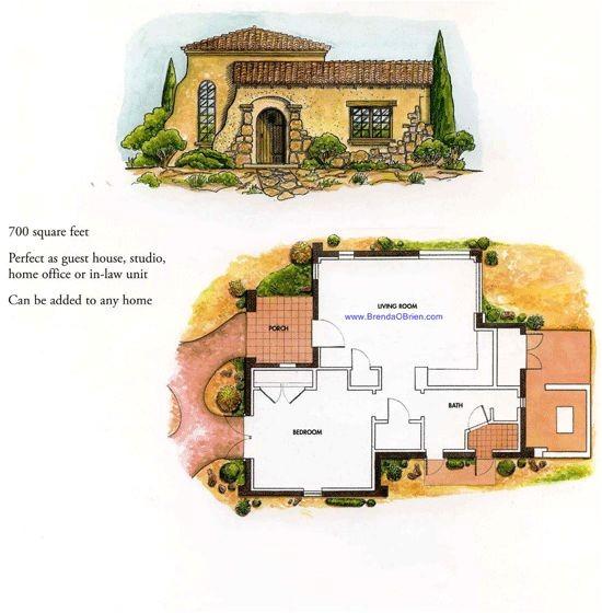 Tuscan Home Plans with Casita Tuscan Estates Floor Plan Villette Casita Floor Plan