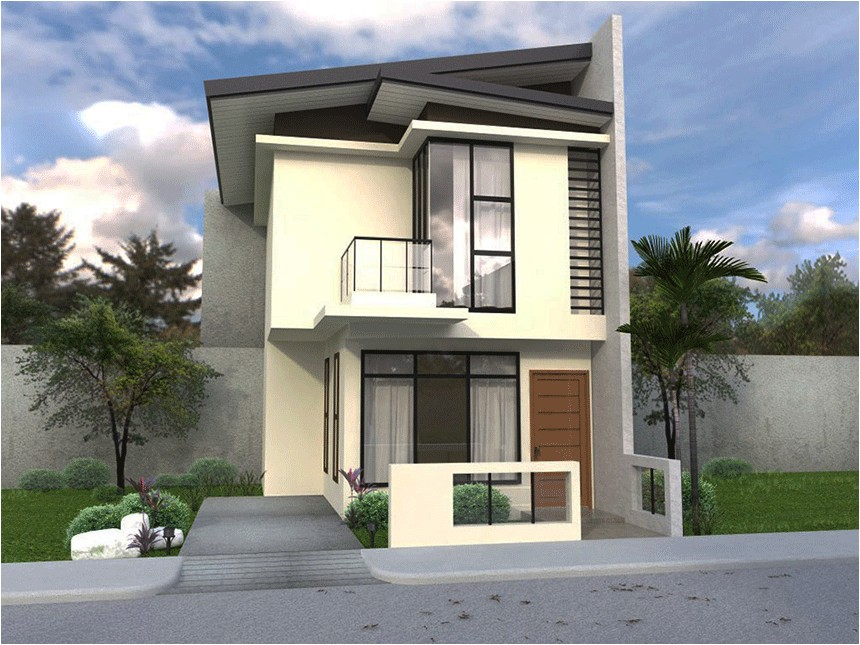 small 2 storey house plans collection