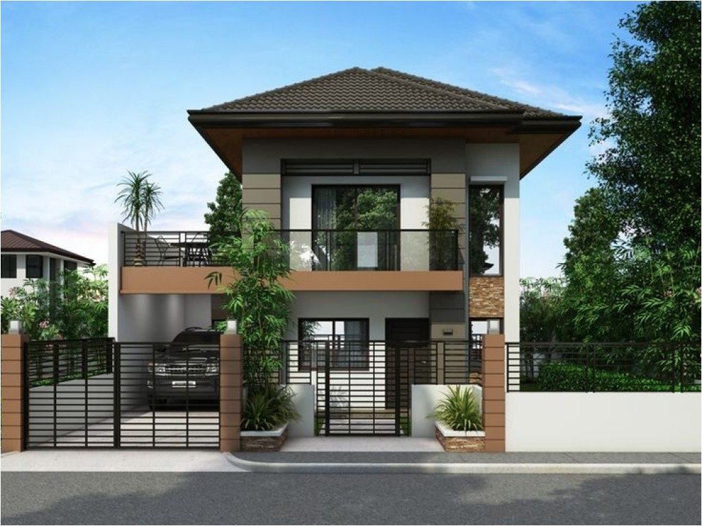 the most awesome along with lovely 2 story house design pictures with regard to inspire