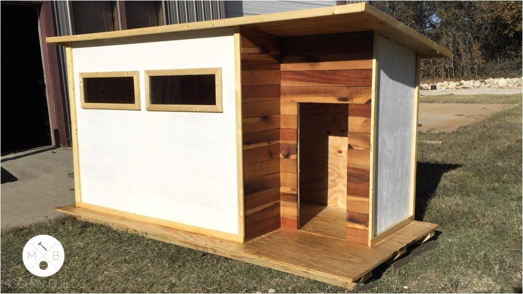 Ultimate Dog House Plans Ultimate Dog House Plans New Build A Modern Dog House