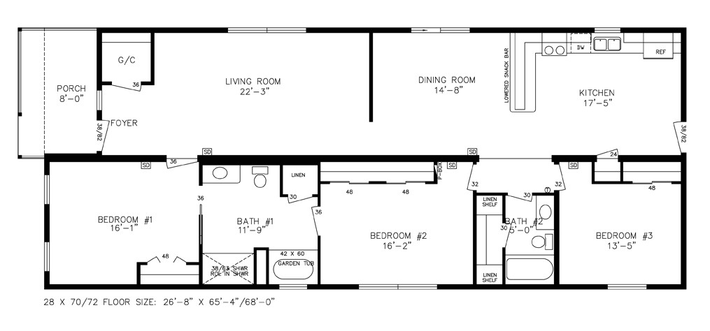 house plans universal design homes