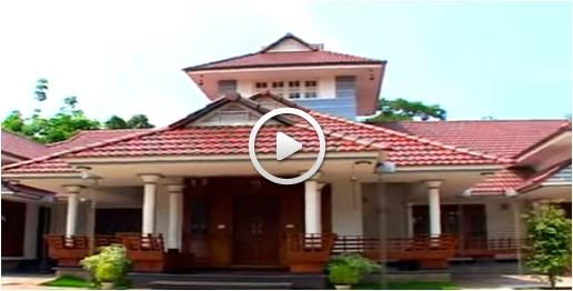 homes in kerala beautiful villa designed by engr bileesh sukumar featured in kairali vastu