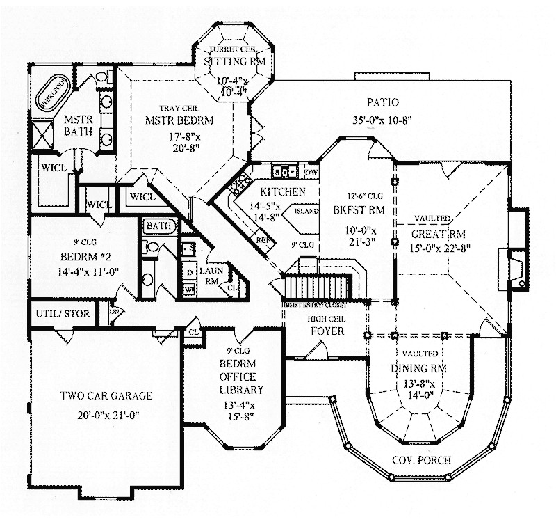 Victorian Home Floor Plans Jeffersonian Victorian Home Plan 016d 0074 House Plans