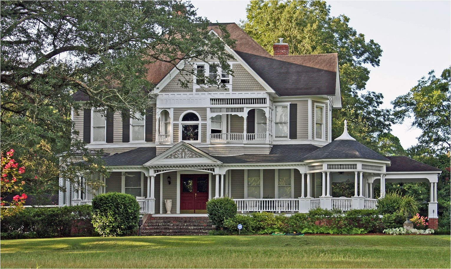 architectural old victorian house plans