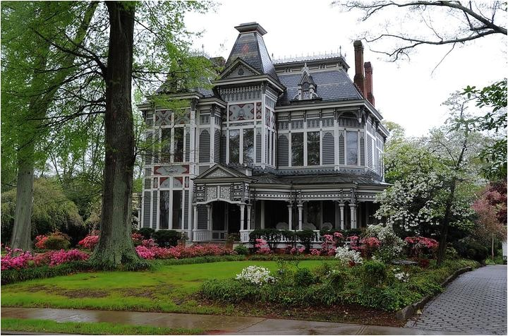 stick style house victorian