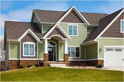 some ideas and suggestions to install vinyl siding and selection of vinyl siding colors