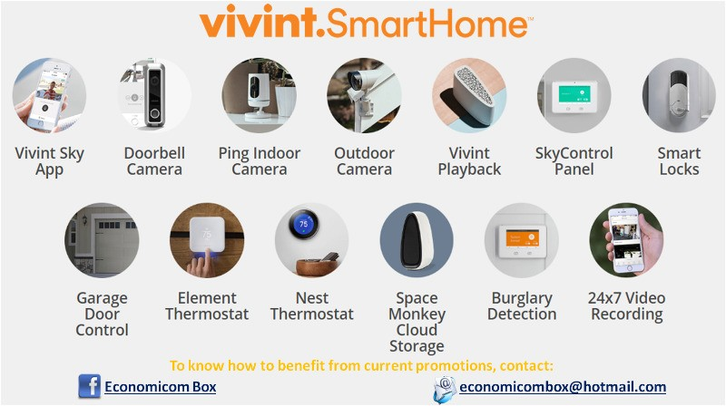 vivint home automation pricing